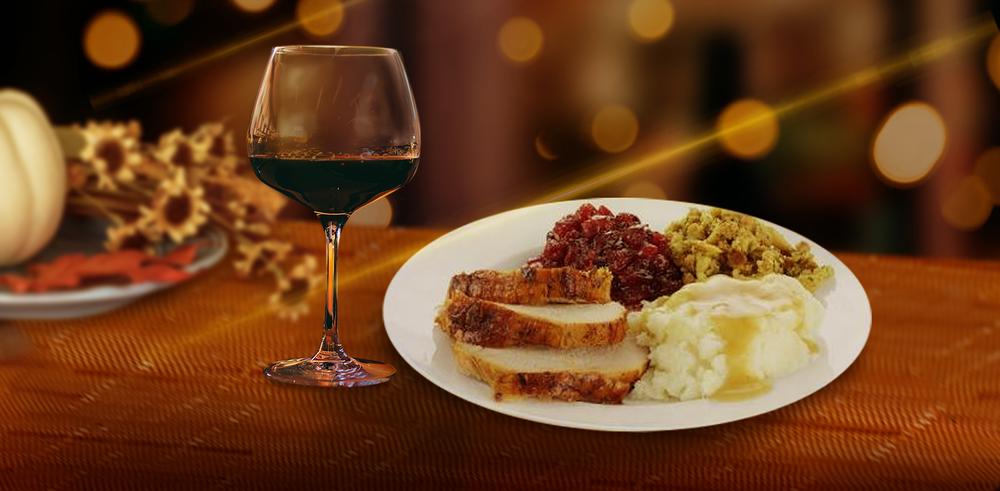 Thanksgiving Eve Turkey Dinner