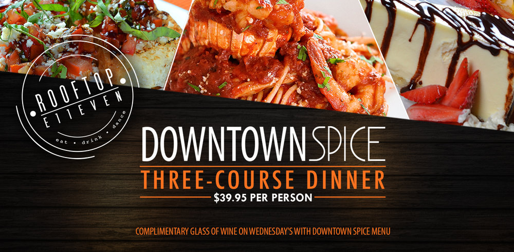 3-Course Dinner for $39   Menu & Reservations