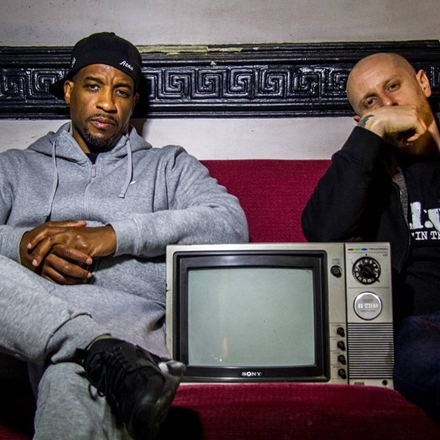 "Tonight at 7:00pm on Sports and Hip Hop with DJ Mad Max 🔥 Hip-Hop/Rap legend Masta Ace will be calling in to talk with DJ Mad Max to discuss his newest album with Marco Polo called ""A Breukelen Story"". Tune in at: https://tunein.com/radio/WSJU-Radio-s134701/"