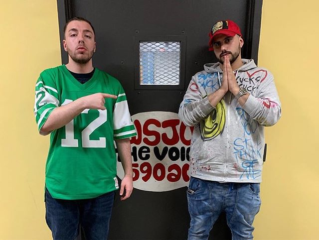 Thank you Hip Hop Mike for coming to WSJU Radio for Sports and Hip-Hop with DJ Mad Max this past Monday night. To listen to this interview: https://sportsandhiphopwithdjmadmax.podbean.com. Watch it: https://maxrcoughlan.com/sports-and-hip-hop.html.