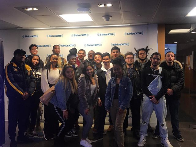 Thank you @siriusxm for allowing @wsjuradio to stop by! We had a great time.