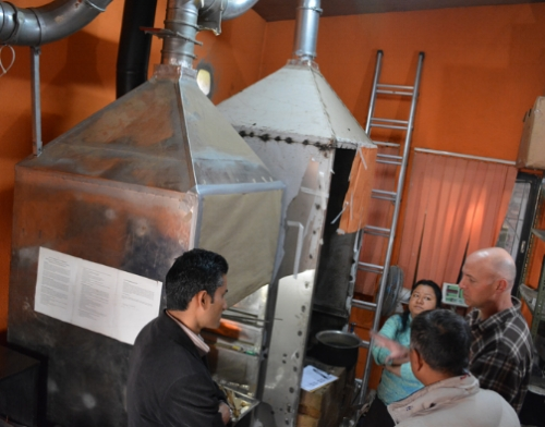 Cookstove testing in Nepal
