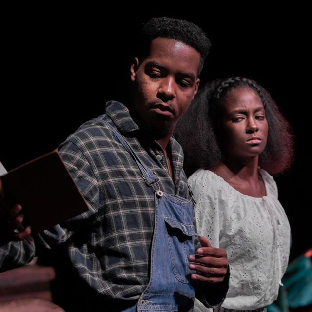 We are so grateful for our Fade To Black Play Festival experience and excited to see these AMAZING production photos of TOBACCO FIELDS! Thank you Rudy Mui Photography and @fade2blackfest !