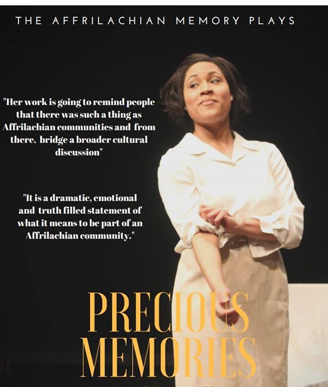 Very excited to be collaborating with @boilingpointplayers to raise money for the @cburginstitute this March at @texassouthern #PreciousMemories #OneWomanShow #ArtActivism #OralHistoryPerformance
