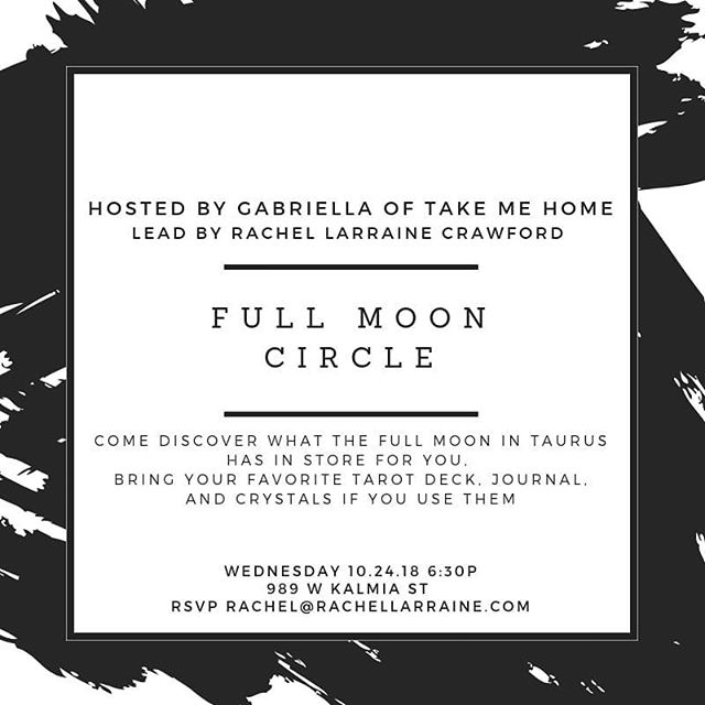 Time to gather again.. the last one was amazing!Bring a friend or a few.  Send me a dm with how many guests, so we can prepare. All are welcome to this free event.  #sandiegofullmooncircle #setintentions #moonintaurus #connect #sdfullmooncircle