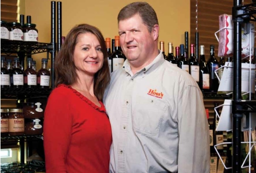 Hoss's Market Married to the Job