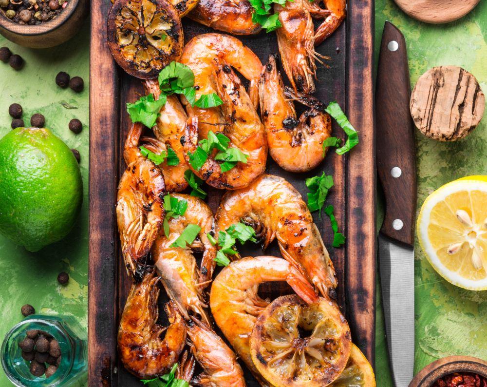 Hoss's Spicy Shrimp Recipe -