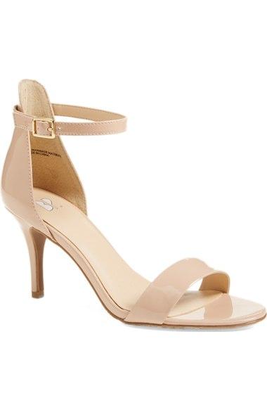 BP. 'Luminate' Open Toe Dress Sandal