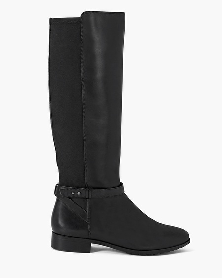 White House Black Market Riding Boots