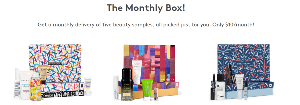 Photo: Birchbox.com