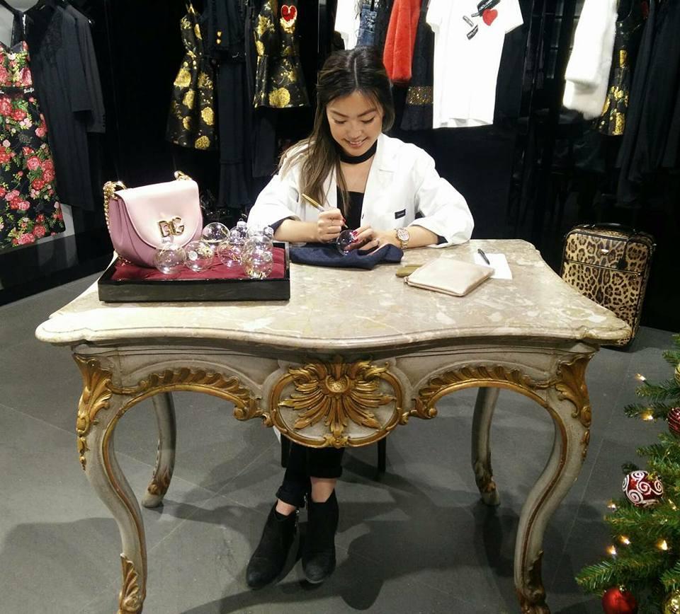 Dolce & Gabbana, Yorkville Toronto Boutique.