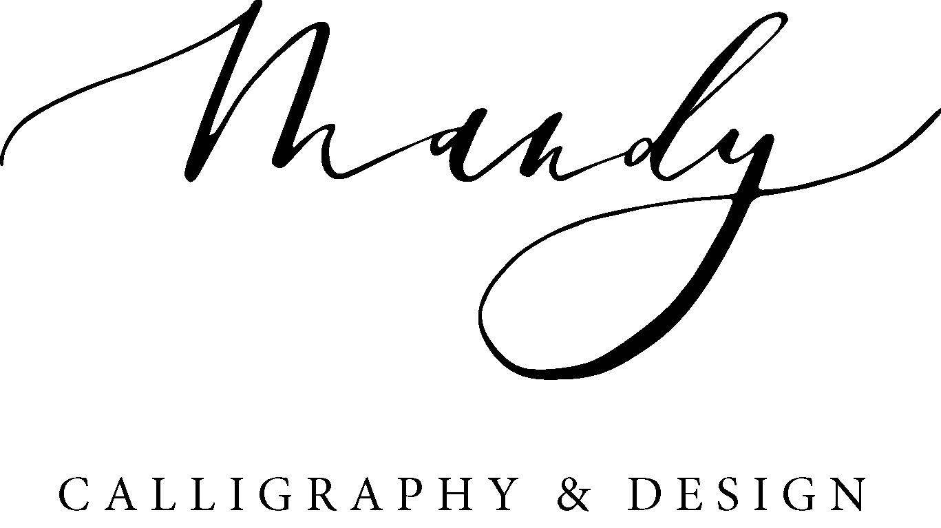 Mandy Calligraphy & Design