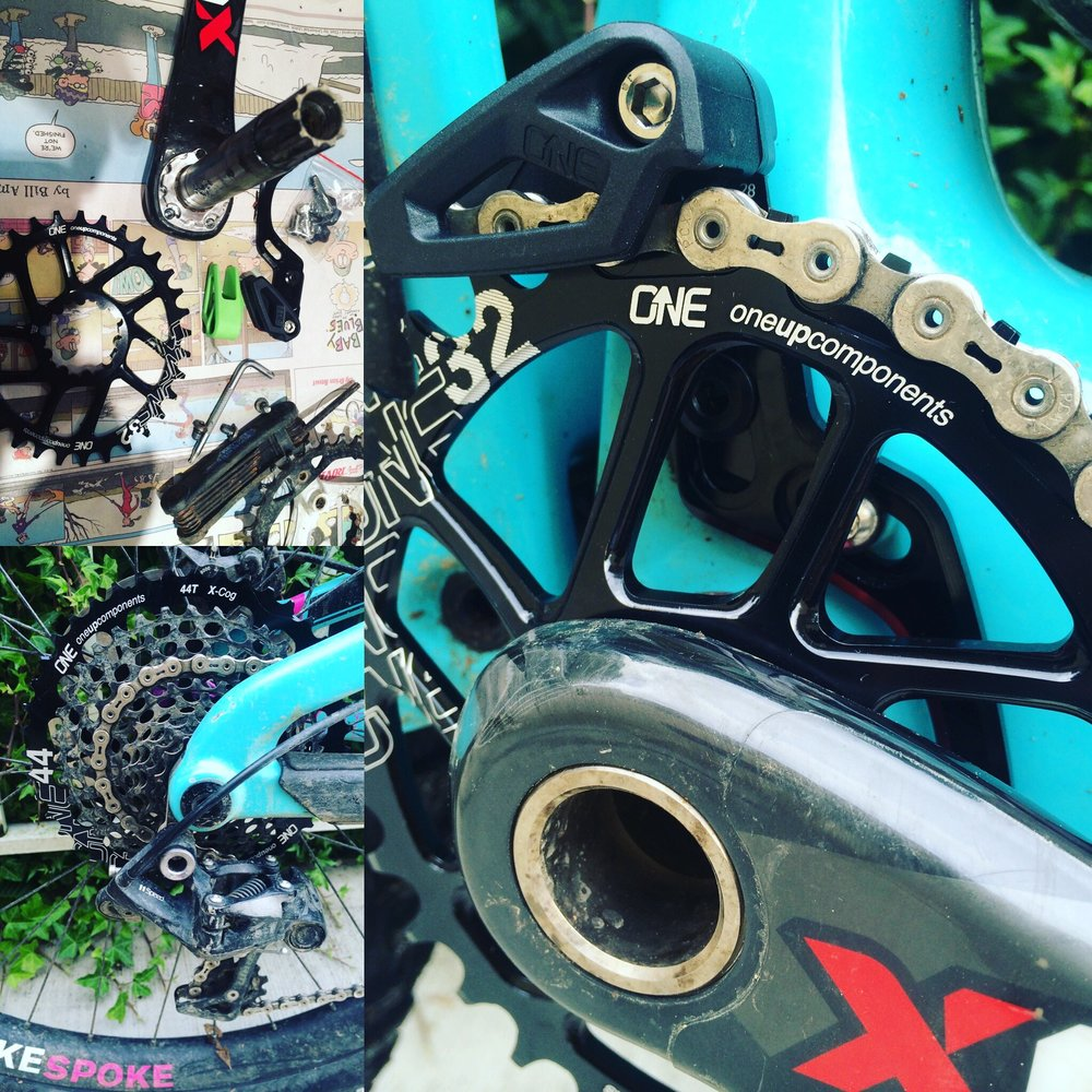 One Up do some pretty neat upgrades for your drivetrain.