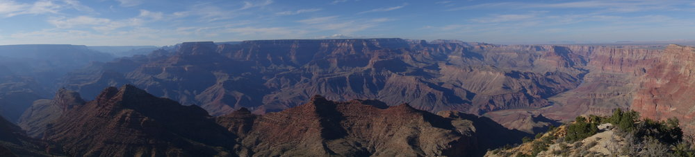 Hello Grand Canyon.