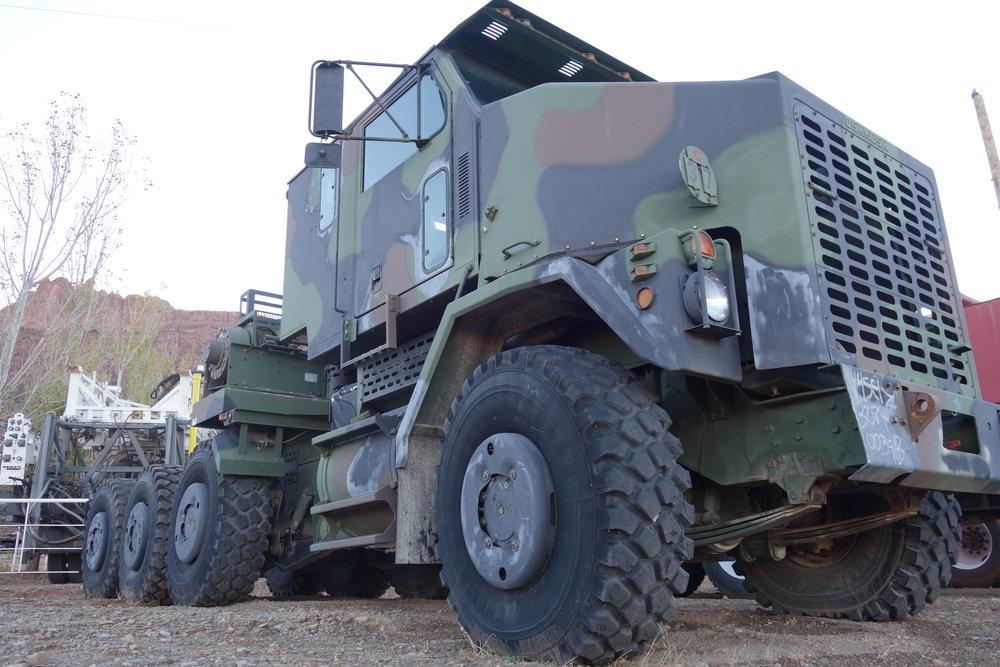 Shuttletruck (I wish), Moab, USA