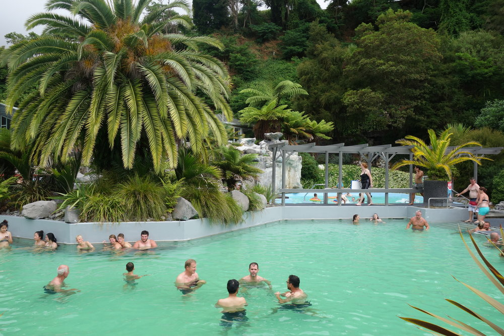 You haven't done Taupo until you've done De Bretts Thermal Baths.
