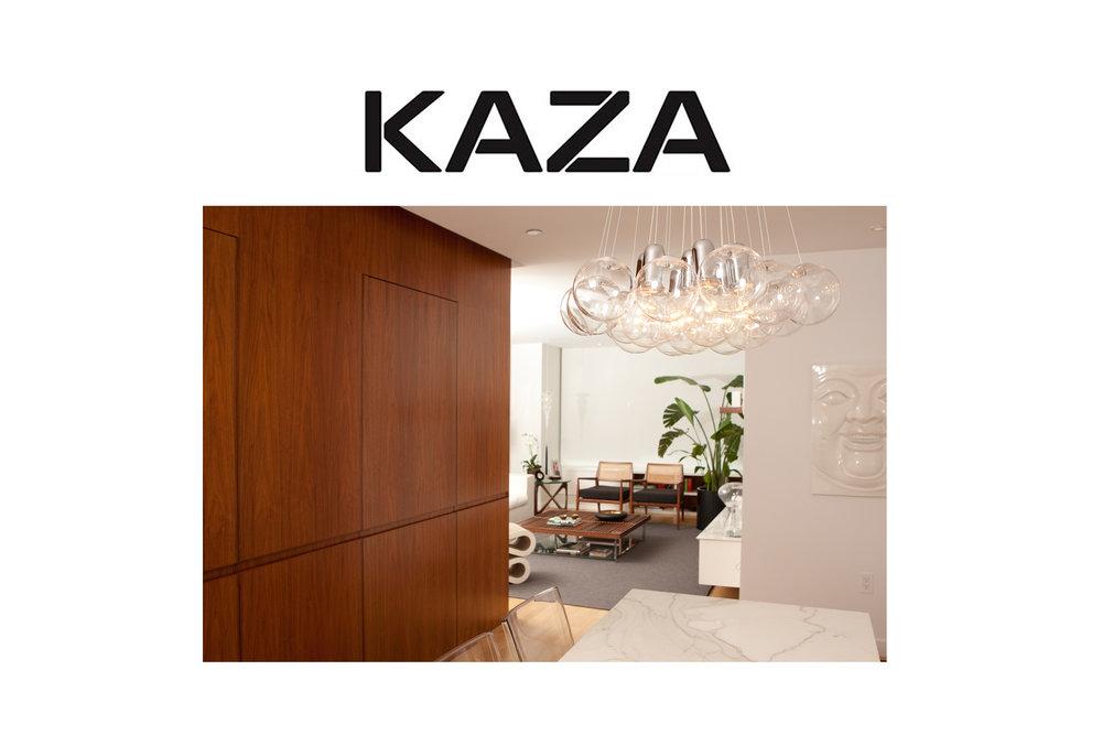 Kaza Magazine   William Street