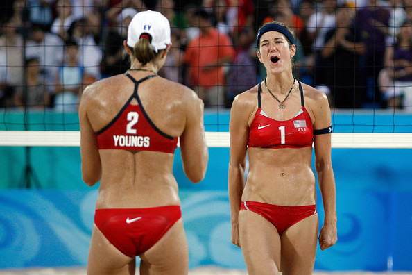 NICOLE BRANAGH - Professional Volleyball Player/Olympian http://www.zimbio.com