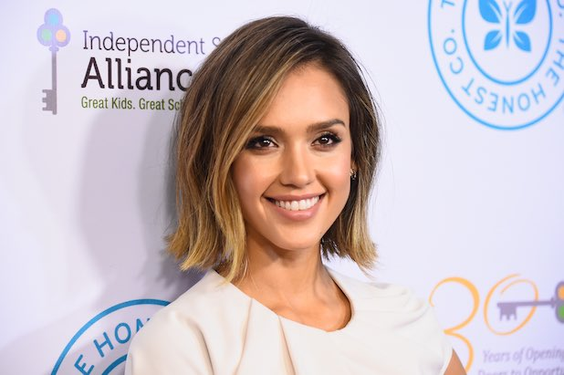 JESSICA ALBA - Actress/ The Honest Co. CEO http://www.thewrap.com/