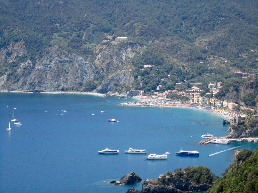 If you're looking to relax on the beach, Monterosso is your best bet. There are also many cafes and restaurants in the area perfect for lunch or dinner after a long day in the sun.