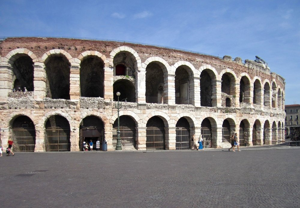 Arean di Verona