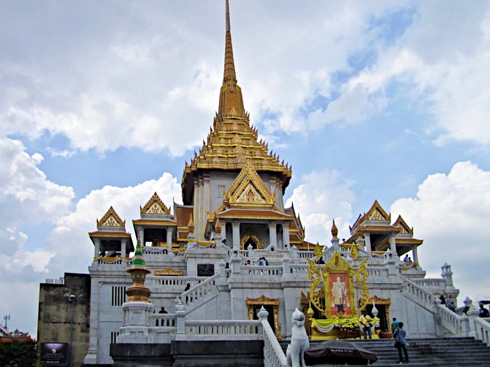 The Golden Buddha Temple