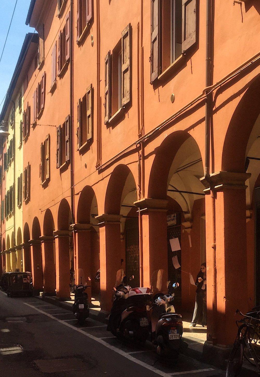 Arches of Bologna