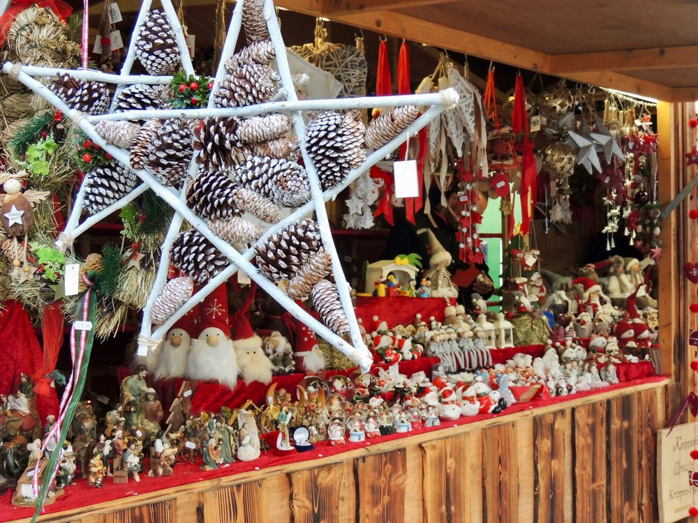 All the Christmas ornaments you could ever want