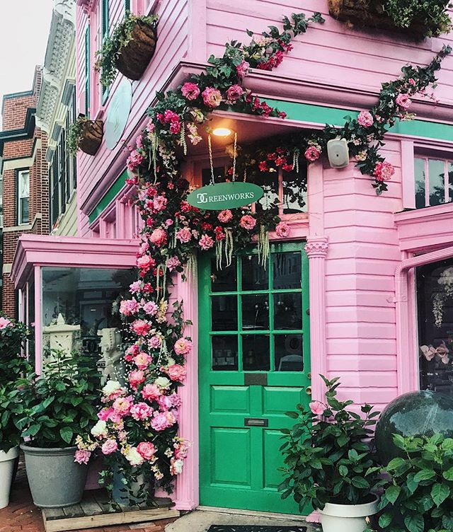Can I have this doorway? 🌸