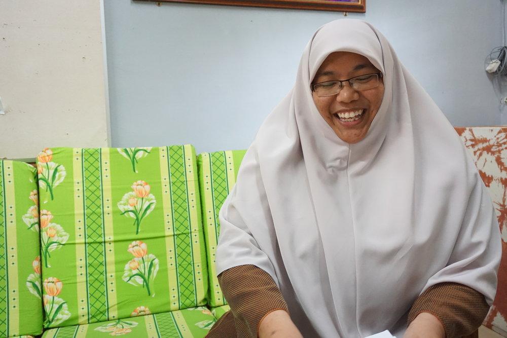 Cikgu Faridah