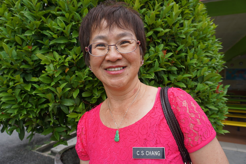 Cikgu Chang