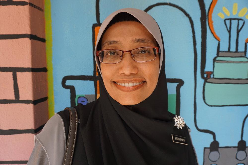 Cikgu Norhayati