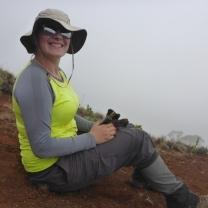 Teia Schweizer - Laboratory Manager