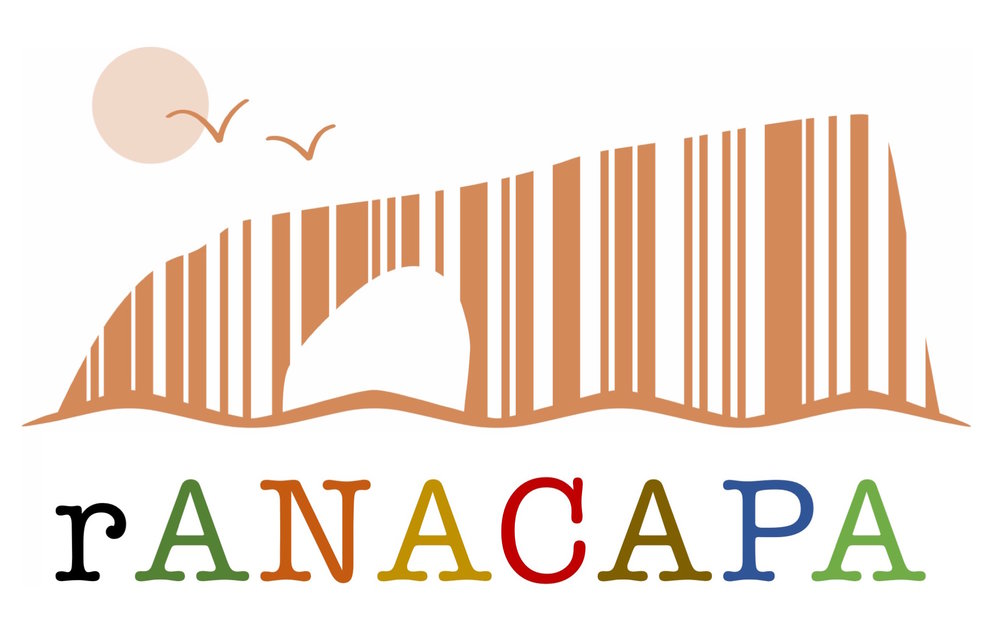 ranacapa software for eDNA community ecology analysis - Shiny App link in green button below