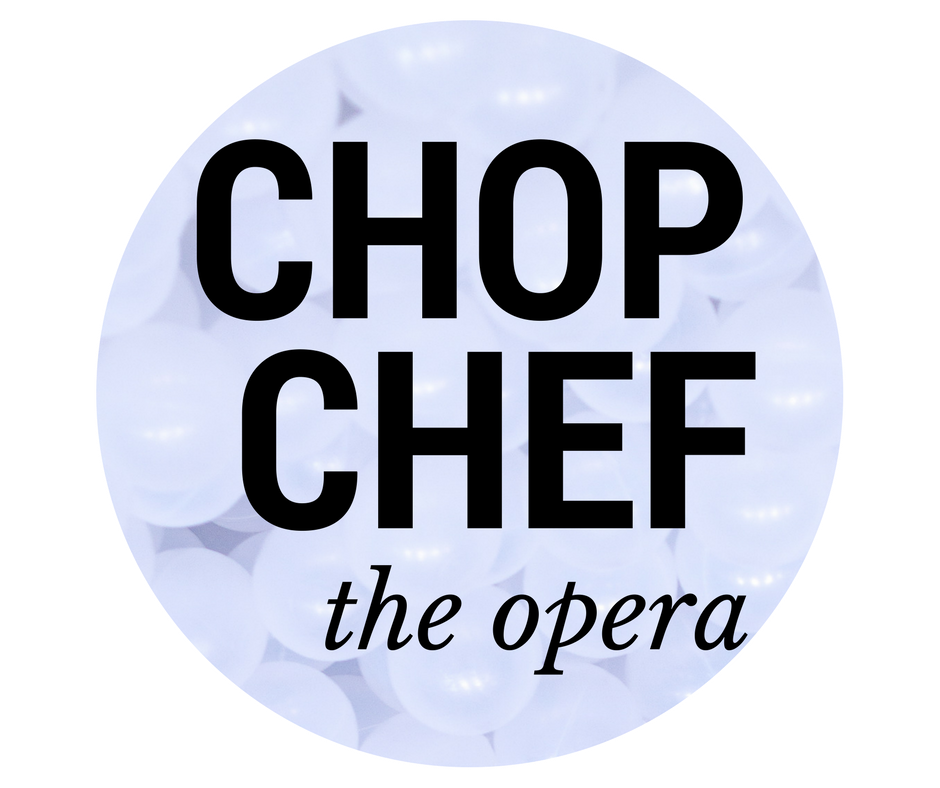 Chop Chef: The opera  is currently in creative development stage as part of The Southlands Breakthrough Award 2017 supported by The Joan Sutherland Performing Arts Centre Penrith. The figment of composer Paul Smith and Julie Koh's imagination, they have been dubbed Smith & Koh as this is there inaugural work together. It is also supported by the New Music Network and Inner West Council
