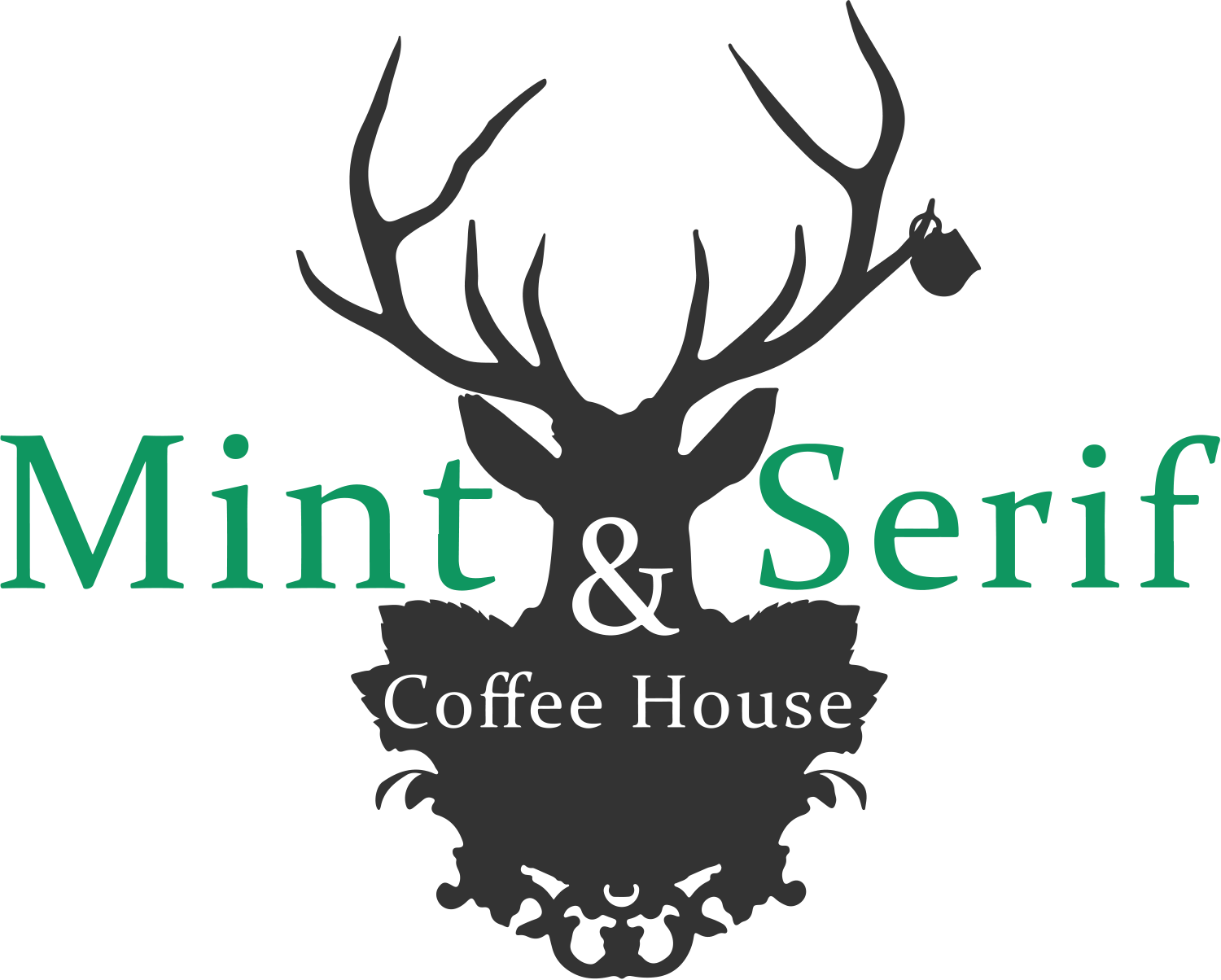 Mint & Serif Coffee House