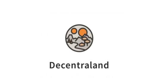Decentraland logo at Worknb Cryptobank
