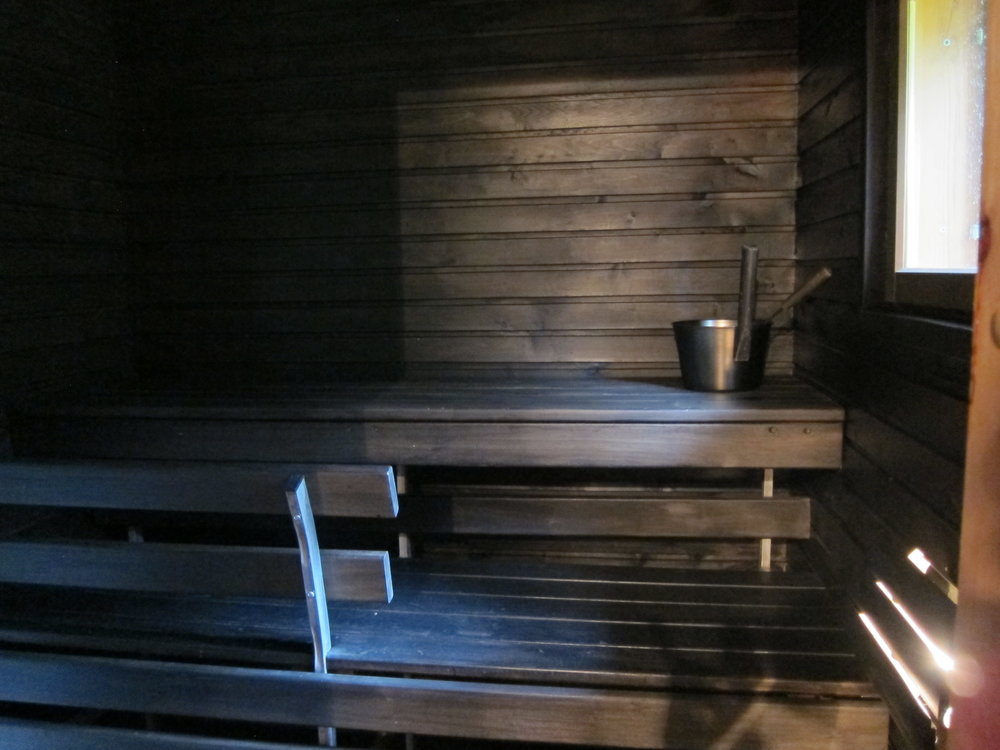 Kiviniemi sauna