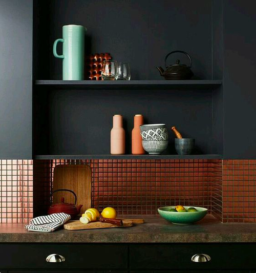 top 10 copper coloured kitchen accessories interior design ideas