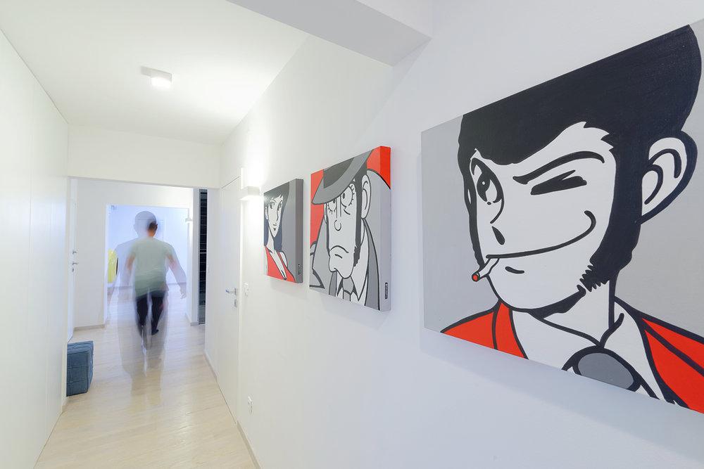 interior-Tina Rugelj_AP S_hodnik-hallway_slike-wall art_05