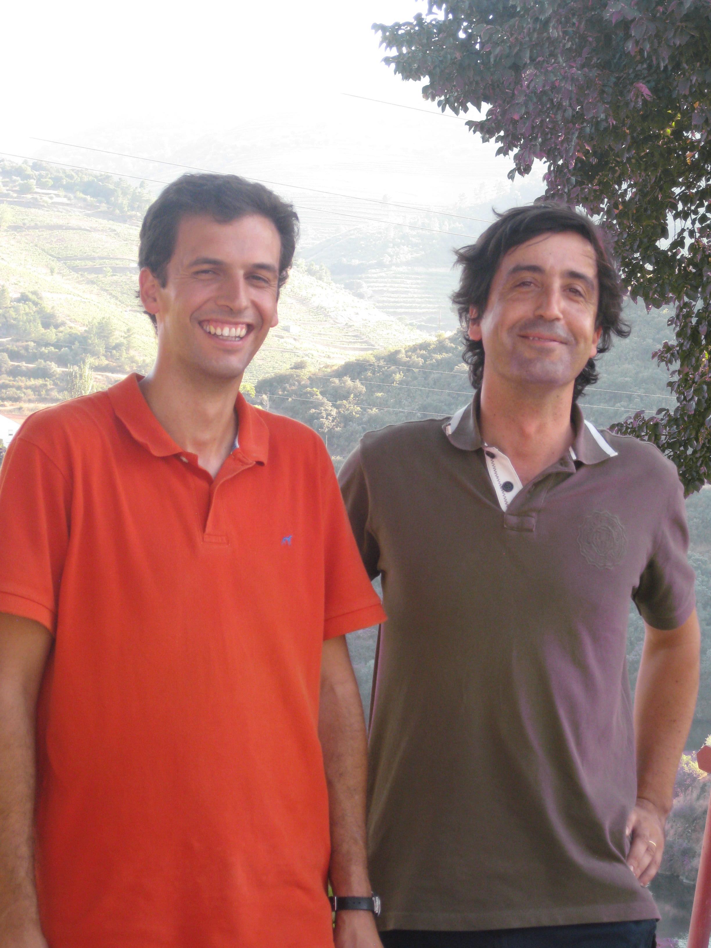 Hugo et Jorge, talentueux et très compétents