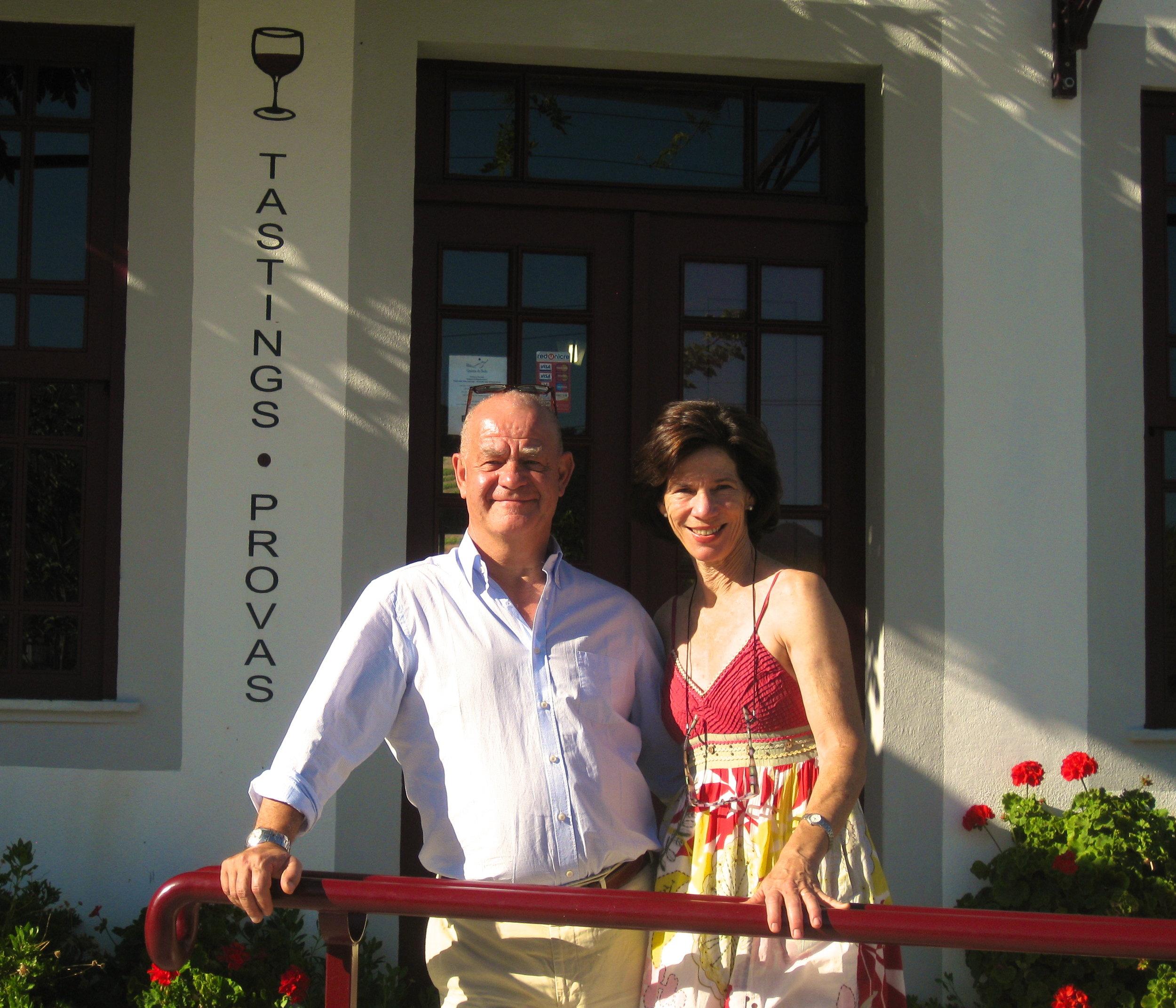 (Tous ensembles à Quinta do Tedo, nous vous attendons pour des excursions, des dégustations et des visites !)