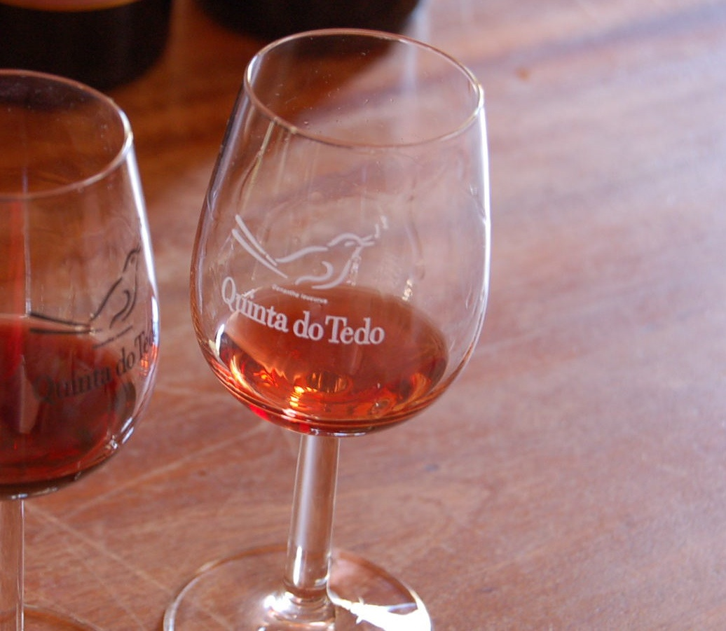 Tawny Port with apple, pumpkin and walnut pies - a most satisfying pairing.