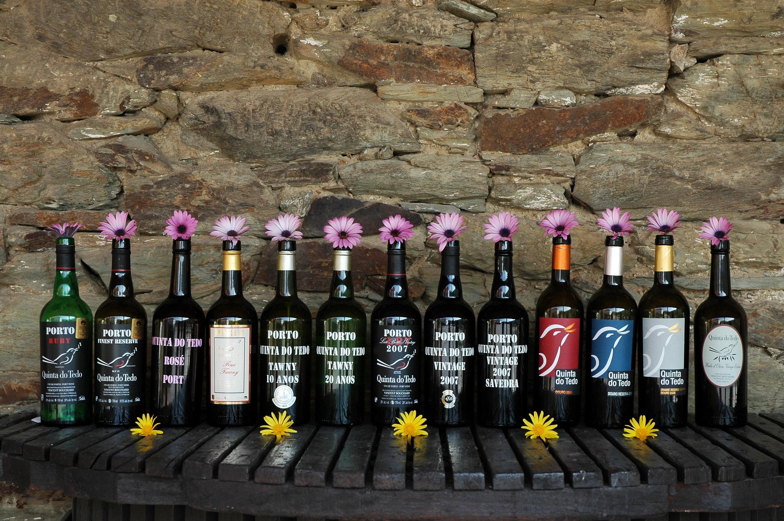 Bottle line-up #2