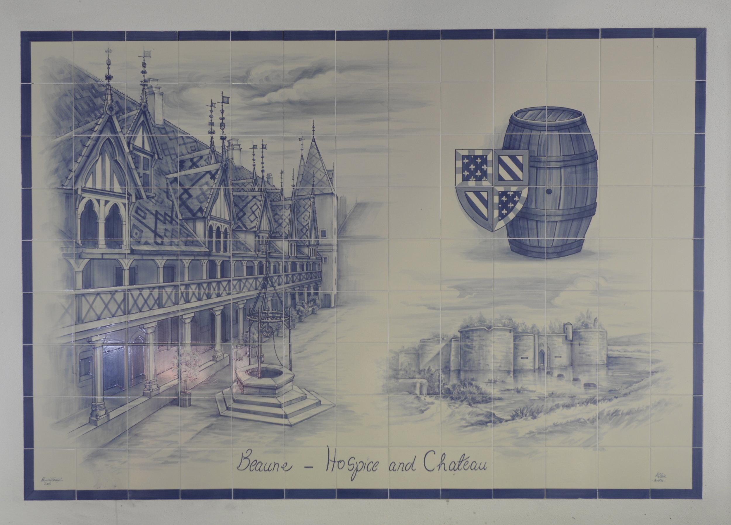 Vincent's Burgundian heritage~