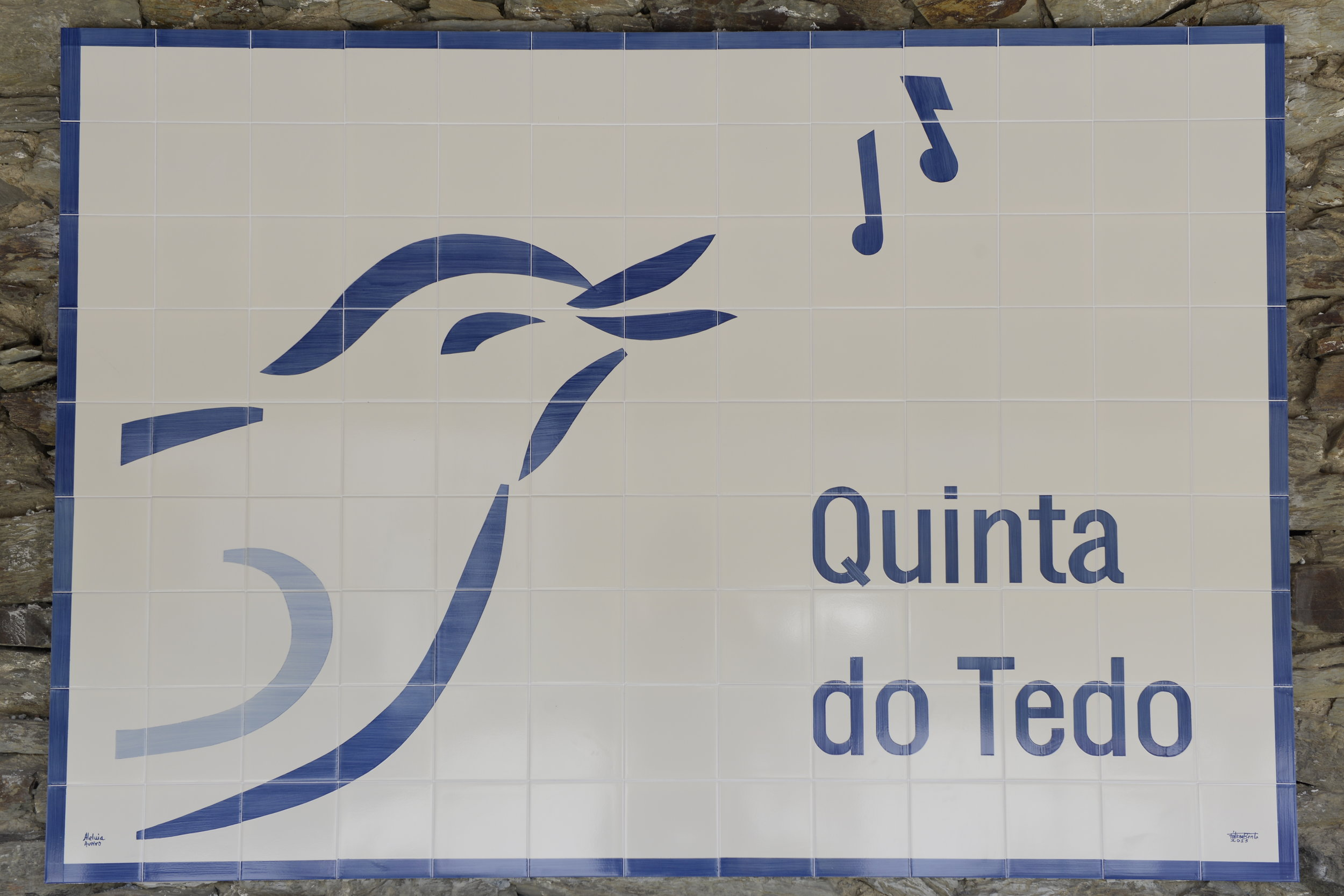Quinta bird singing loud and clear!