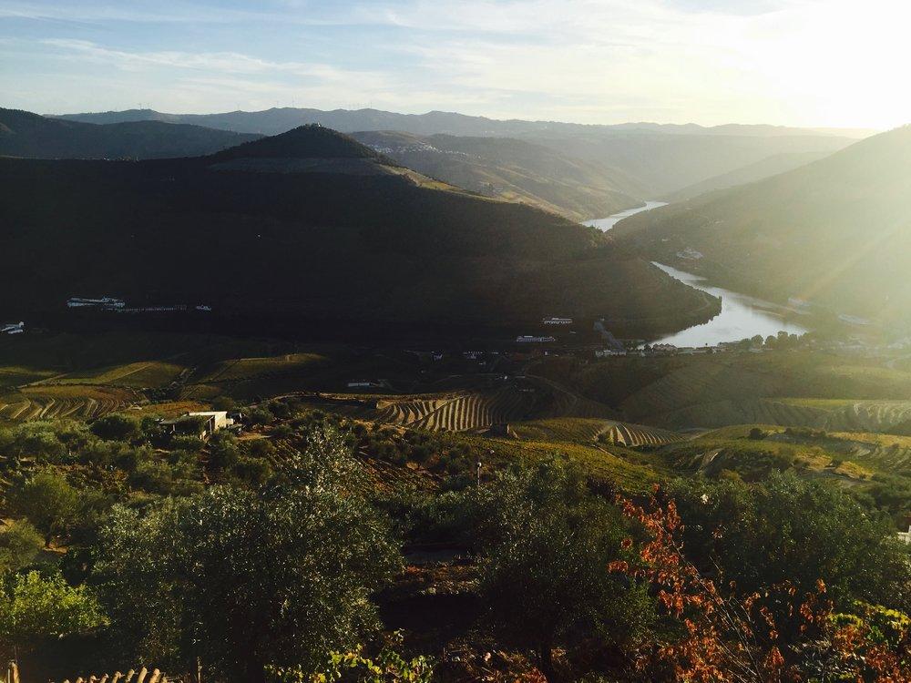 Always breathtakingly beautiful Douro Valley!