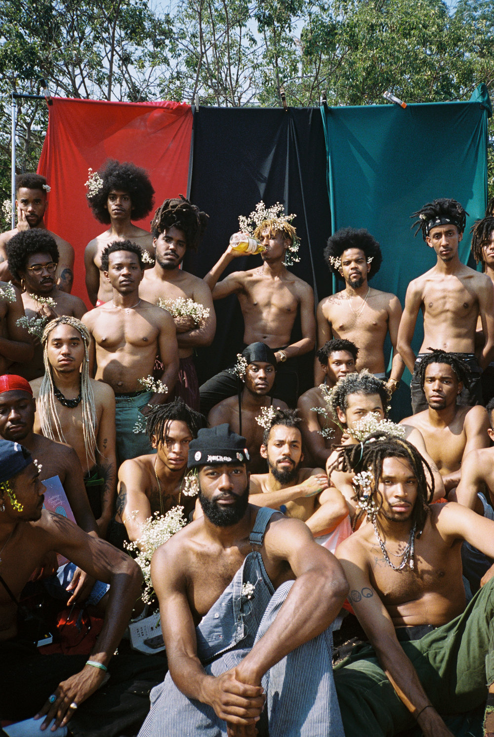 Photographer Brandon Stanciell Is Dismantling Stereotypes of Black Masculinity