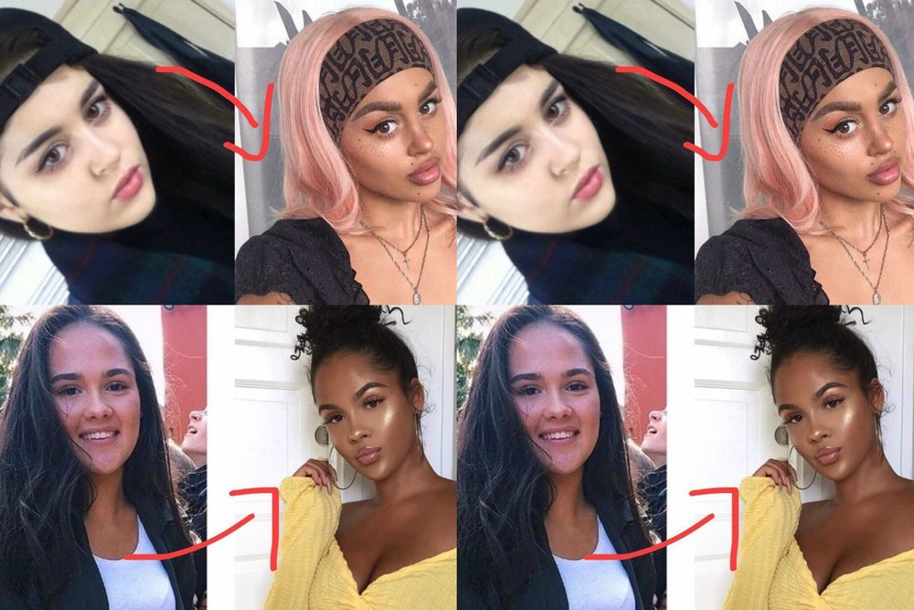 "Some White Influencers Are Being Accused of ""Blackfishing,"" or Using Makeup to Appear Black"