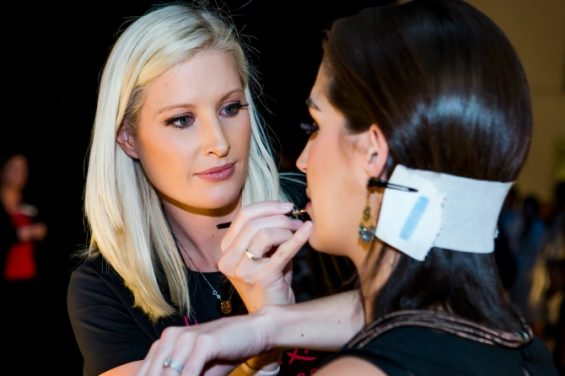 HerCanberra - Backstage Beauty Secrets with Diana Cheetham